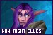 Warcraft Series: Night Elves